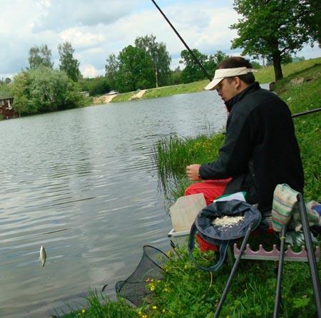 прикормка на плотву на озере