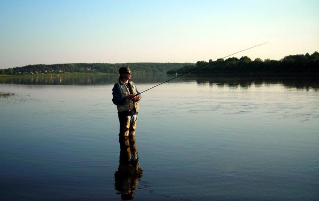 отчеты о рыбалке на оке в районе коломны