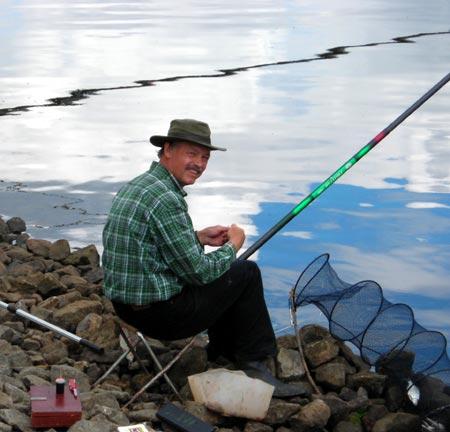 как правильно и удачно ловить рыбу