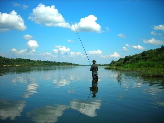 октябрь ока рыбалка видео