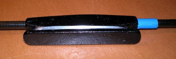 подставка для удочки с боковым кивком