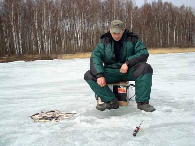 рыбалка получи волгоградском проспекте