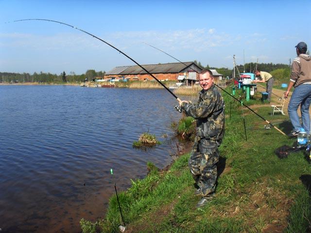 клин рыбалка
