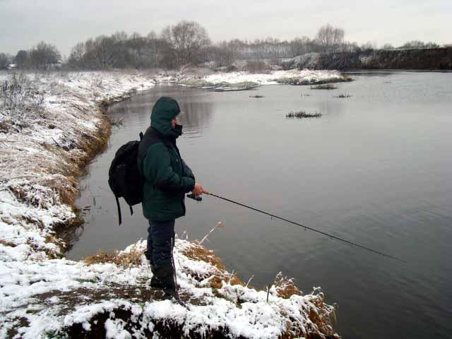 иславское рыбалка