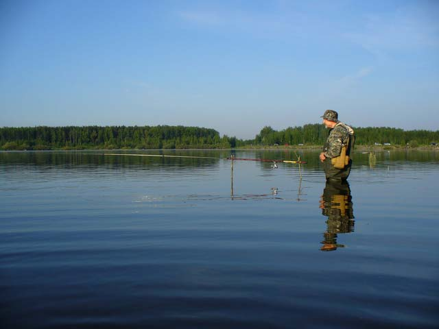 рыбалка в хотеичах