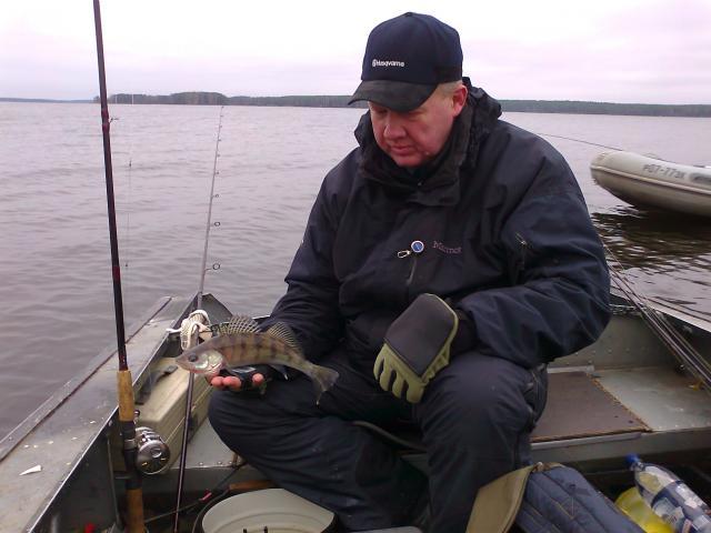 отчет рыбалка немда
