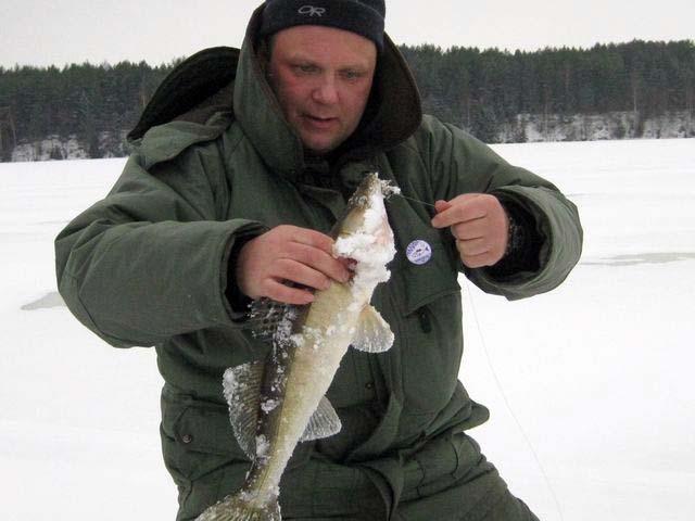 рыбалка в лубянах