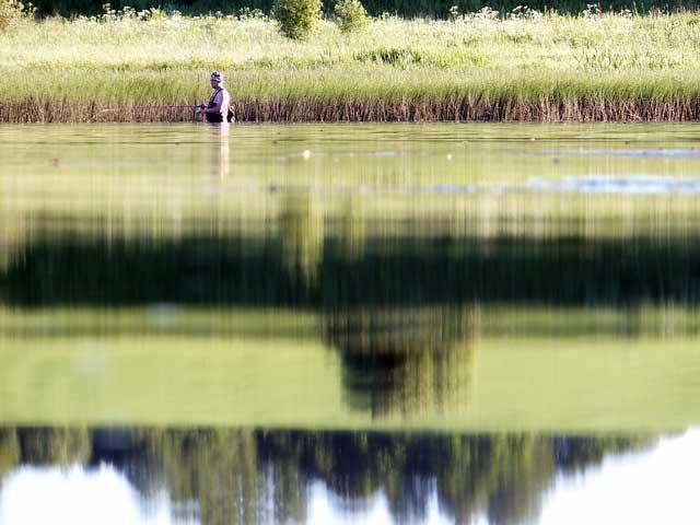 озеро большое сергиево-посадский район рыбалка