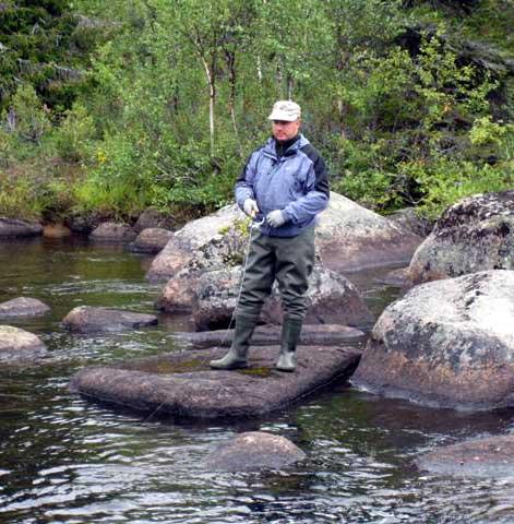 рыбалка ефимозеро кольский